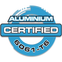 Nine1Metal Certified 6061-T6 Aluminum